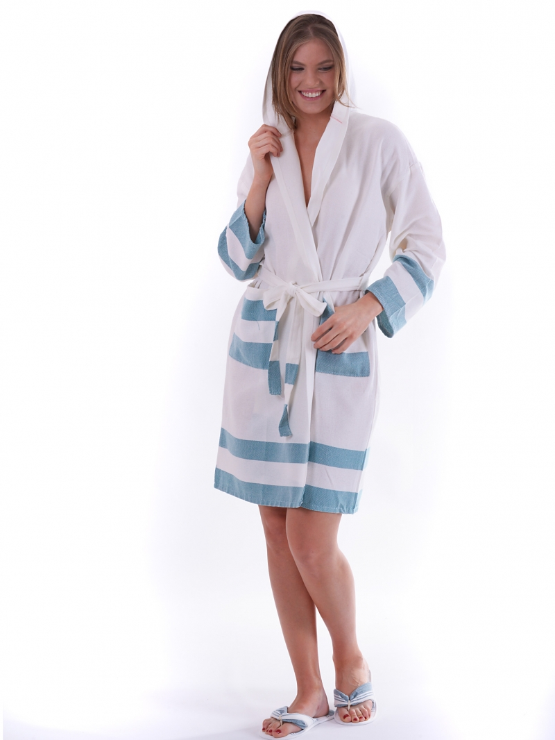 SOFT BATHROBE