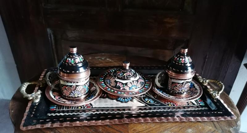 HATIR TURKISH COFFEE SET