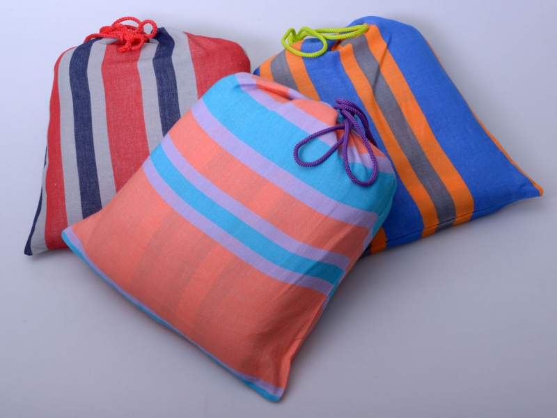 IBIZA PESTEMAL TOWEL WITH BAG