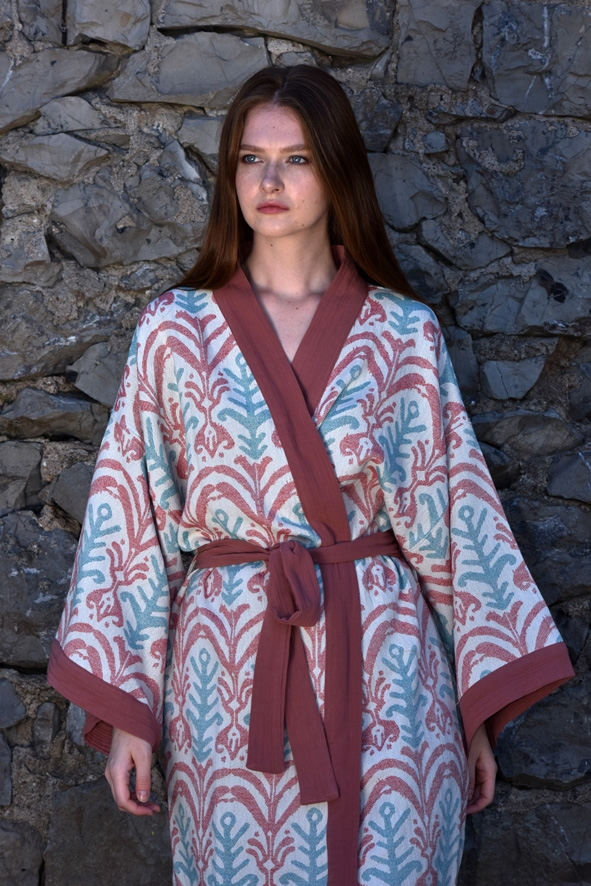 TREE OF LIFE KAFTAN