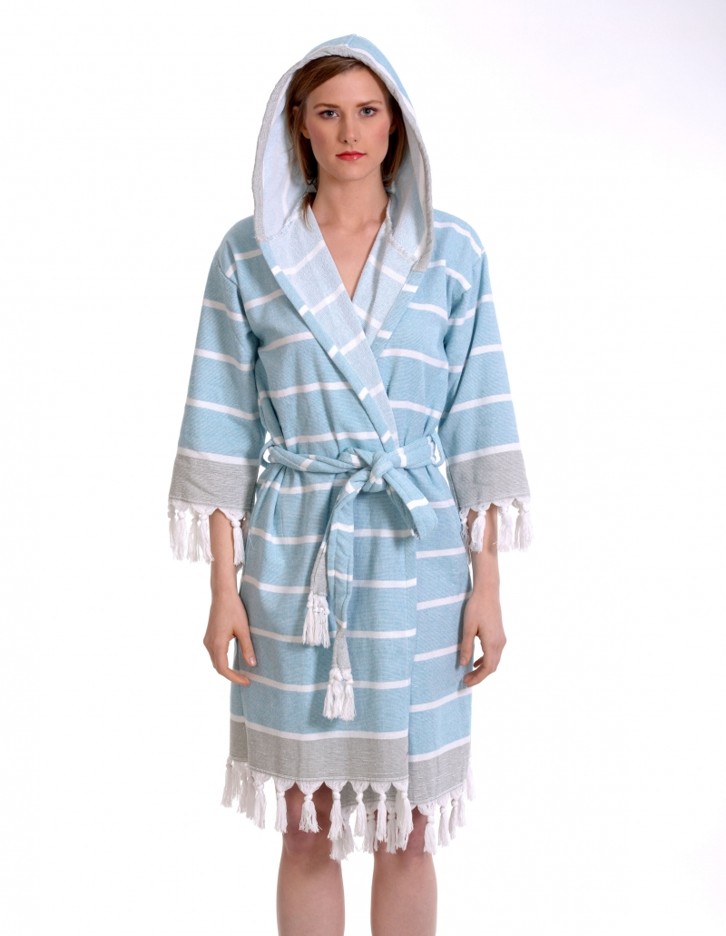BEACH CLUB BATHROBE